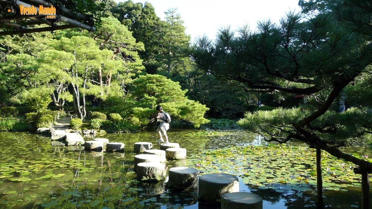 Que ver jardines de kioto jap n - Jardines de japon ...