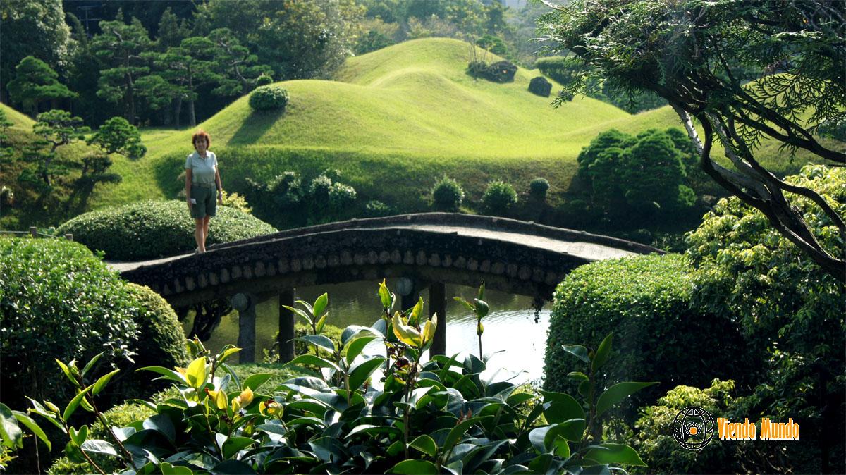 Viendo mundo sensaciones enlos jardines japoneses japon - Jardines japoneses pequenos ...